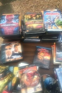 DVD Sale October 20th - October 23 Silver Spring, 20904