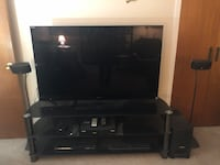 Sony Bravia 55 inch 1080p LED TV and Bose 2.1 surround sound system. Yonkers, 10701