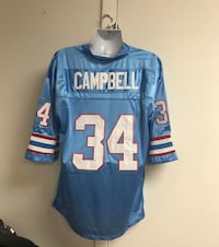 Earl Campbell stitched Houston Oilers throwback jersey  Margate, 33063