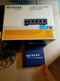 Ethernet switch Medway, 02053