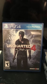 uncharted 4 ps4 game Elm City, 27822