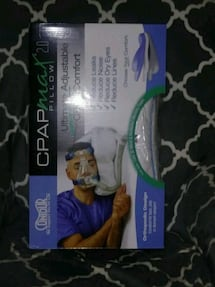 CPAP Pillow Max. Ultimate Ajustable. 4 different hights.paid $100.00