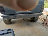 Custom welding service and parts