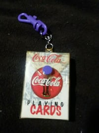 Coca Cola Playing Cards Des Moines, 50315