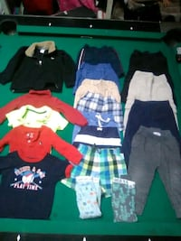 toddler's assorted-color clothes lot Yakima, 98901