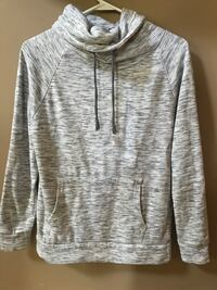 Women's Derek heart grey hoodie size M Council Bluffs, 51503