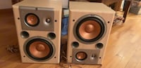 Pair of JBL bookshelf studio series speakers Providence, 02906