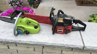 Poulan 1800 and Jonsered 450 Chainsaw Union Grove, 53182