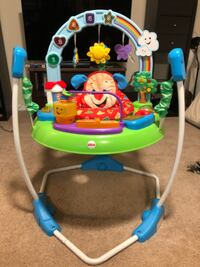 Fisher Price Jumperoo BURKE