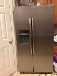 Stainless steel Appliance set, microwave, gas stove, dishwasher, refrigerator fridge