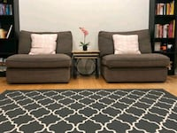 Ikea sofa seat only one available now  Mississauga, L5V 2X1