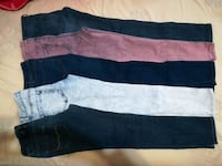 Girls skinny jeans, size 24 and 26 Cambridge, N3C 2B6