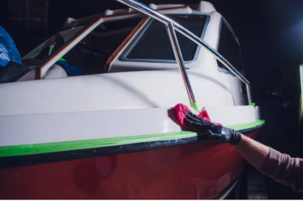 Mobile Boat Detailing & Waxing