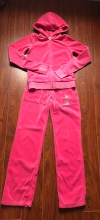 Juicy Couture  Kid Size: XL Adult size : XS  Markham