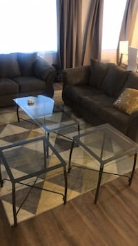 1 coffee table and 2 end tables - brand new! Arlington, 22206
