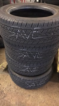 tire size 255/55/18  tread depth 9mm Falls Church, 22042