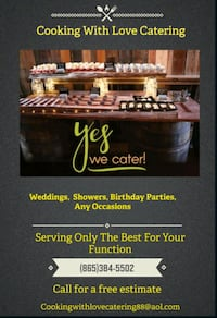 catering  Knoxville