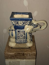 Chinese ceramic elephant Laguna Beach, 92651