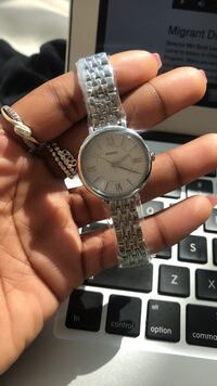 Fossil Jacqueline Mini stainless steel watch. Brand new, Never worn   Brampton