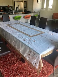 Table Cover with 24 Placemats