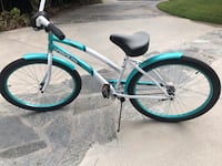 Beach Cruiser comes with Bike Lock in New Condition Upland, 91784