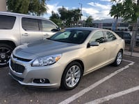 Chevrolet - Chevelle Malibu - 2016 Washington