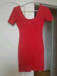 Red t shirt dress Vaughan, L6A 1Y4