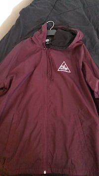 Obey wind breaker never worn size medium  West Sacramento, 95691