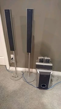Sony surround sound system  Langley Township, V4W 4A6