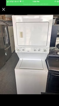 Refurbished good condition stack unit with warranty  Woodbridge, 22192