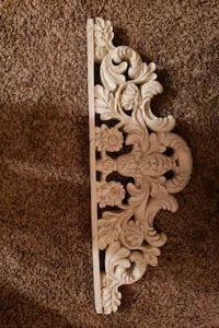 ornate shelf or wall decor chippy design heavy  East Patchogue, 11772