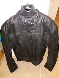 HeinGericke leather speedware jacket