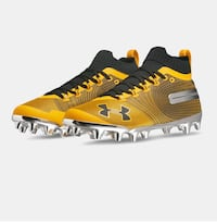 Under Armour Black-and-yellow Plainfield, 60544