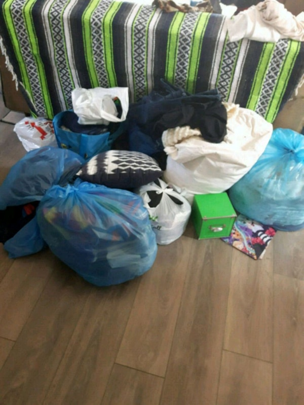 Used clothing *good condition*