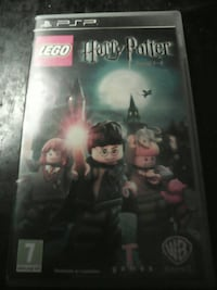 PSP lego Harry Potter