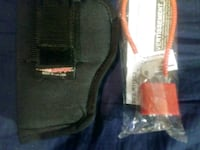 RangeMaxx side Holster with Cable Lock Norfolk, 23503