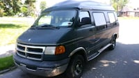 Dodge - Ram van conversion high top - 1999