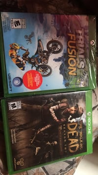 Xbox one games in packing Maple Ridge, V4R