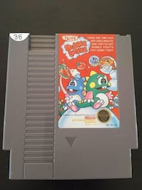 Bubble Bobble for Nintendo NES Vaughan, L4L