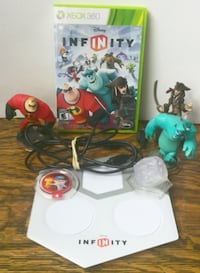 Disney Infinity 1.0 Set - No Box