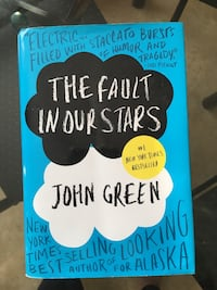 The Fault in our Stars - book Belleville, K8P
