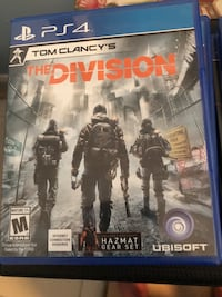 The division PS4  Concord, 28027