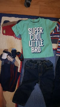 Boys 12-18 mth lot Barrie, L4N 5E3