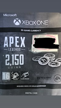 Apex Legend Coins