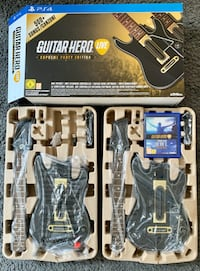 Guitar Hero Live (2 Gitar + Oyun) Supreme Party Edition PS4 Bornova
