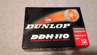 Dunlop golf balls brand new (12) Whitchurch-Stouffville, L4A 0W5