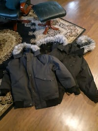 Canada goosedown winter jackets.Brand new in small Calgary, T2A 4Z9