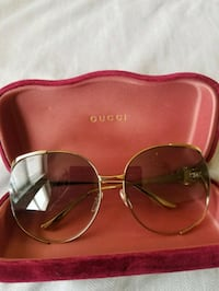 Gucci silver-colored framed sunglasses Capitol Heights, 20743