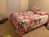 Bed frame and mattress  Germantown, 20874