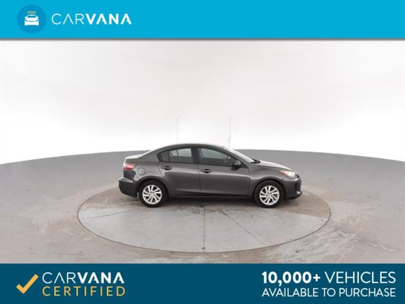 2012 Mazda MAZDA3 sedan i Touring Sedan 4D Gray <br /> 1348af3a-e2a3-4c8a-824e-f6126181a332
